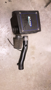 Volant cold air intake for tacoma