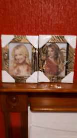 2 photo frames new 5×2 size