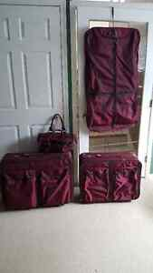 4 Piece Luggage Set By Atlantic