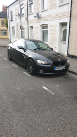 BMW 330D COUPE MANUAL 2007