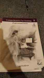 Grade 8 RCM Piano Comprehensive Ear Training Book