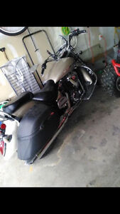 Yamaha vstar 1300 t in great condition