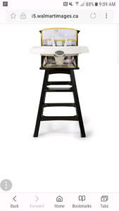 Summer's infant high chair