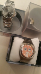 2 SWISS WATCHES FOR A GREAT PRICE