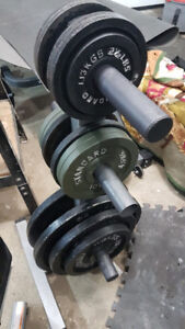 """2"""" Olympic Weight Plates"""