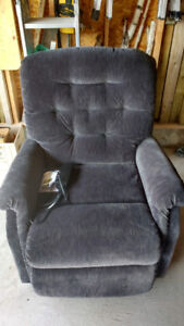 Lazyboy reclining lift chair, nearly new