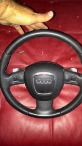 Volant airbag audi a3 paddle shift