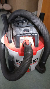 Big 5 gallon 5HP Ridgid shop vac