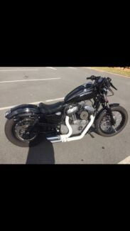 Harley Davidson sportster/nightster 1200 Pacific Pines Gold Coast City Preview