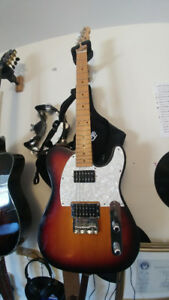 Fender Telecaster (With Custom Tesla Pickups)