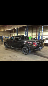 2014 FORD F-150 APPEARENCE PACKAGE!! MUST SEE!!!