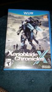 Xenoblade Chronicles X, Wii U (Like New)