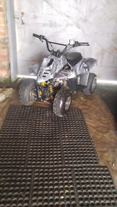 110cc mini quad