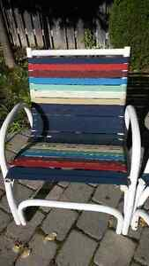 Outdoor Patio Chairs Cambridge Kitchener Area image 3