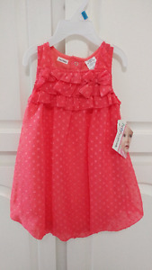 Romper and dress size 24 months and 3