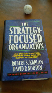 The Strategy-Focused Organization, Kaplan, Norton, 2001