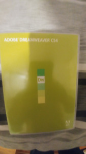 "Adobe Dreamweaver CS4 For Windows "" With Licence"""