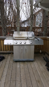 Natural Gas BBQ for sale!