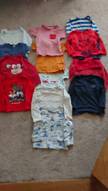 12-18 months boys clothes
