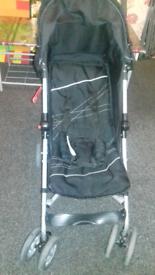kiddicare pushchair