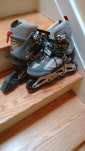 Airwalk Rollerblades, size men's 7/ women's 8