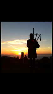 Music Lessons - Learn to play the Highland Bagpipes
