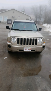 I want to sell the car where there is no problem jeep patriot 20