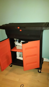 Black and Decker Tool Chest