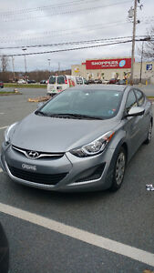 2015 Hyundai Elantra Sedan Lease Takeover