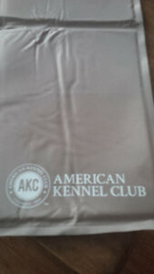 American Kennel Club Cooling Mat    $15