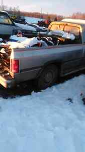Parting out dodge ford chev trucks