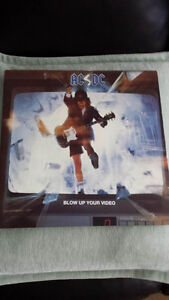 ACDC WHO MADE WHO VINYL ! BRAND NEW !