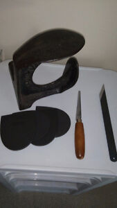 Shoe repair kit