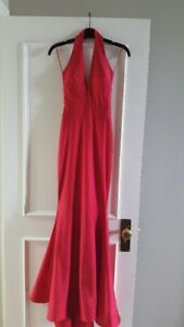 AVAILABLE - JESSICA ANGEL RED DRESS - XS. PAID $600.00