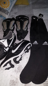 New.Soccer set. Size men 10.5