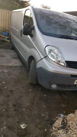Renault traffic dc 115 , lwb