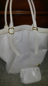 Estee Lauder Purse with matching Cosmetics Case