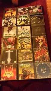 PC Game Lot: 18 Games - $18