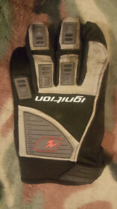 Thor ignition racing gloves