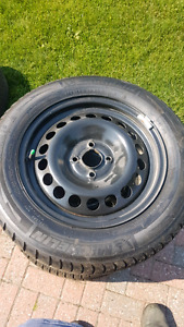 Winter tire and rims great deal