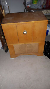 Tabl tournante Radio Victrola ANTIQUE