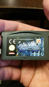 Castlevania Harmony of Dissonance Game Boy Advance GBA SP DS