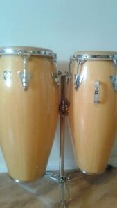 congas cp, avec support