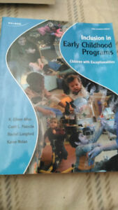 Inclusion in Early Childhood Programs: Fifth Edition