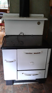 Spencer Wood Cook Stove