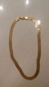Chain en or 18k 33.4 gr/ gold chain 18k 33.4