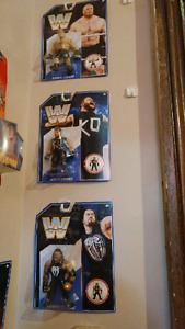 41 wrestling figures for sale