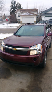 Chevy Equinox Lt FWD 2007 in Great Condition