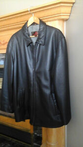 Xl men's leather jacket. Purchased from Danier leather