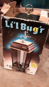 Li'l Bug'r Electric Insect Killer